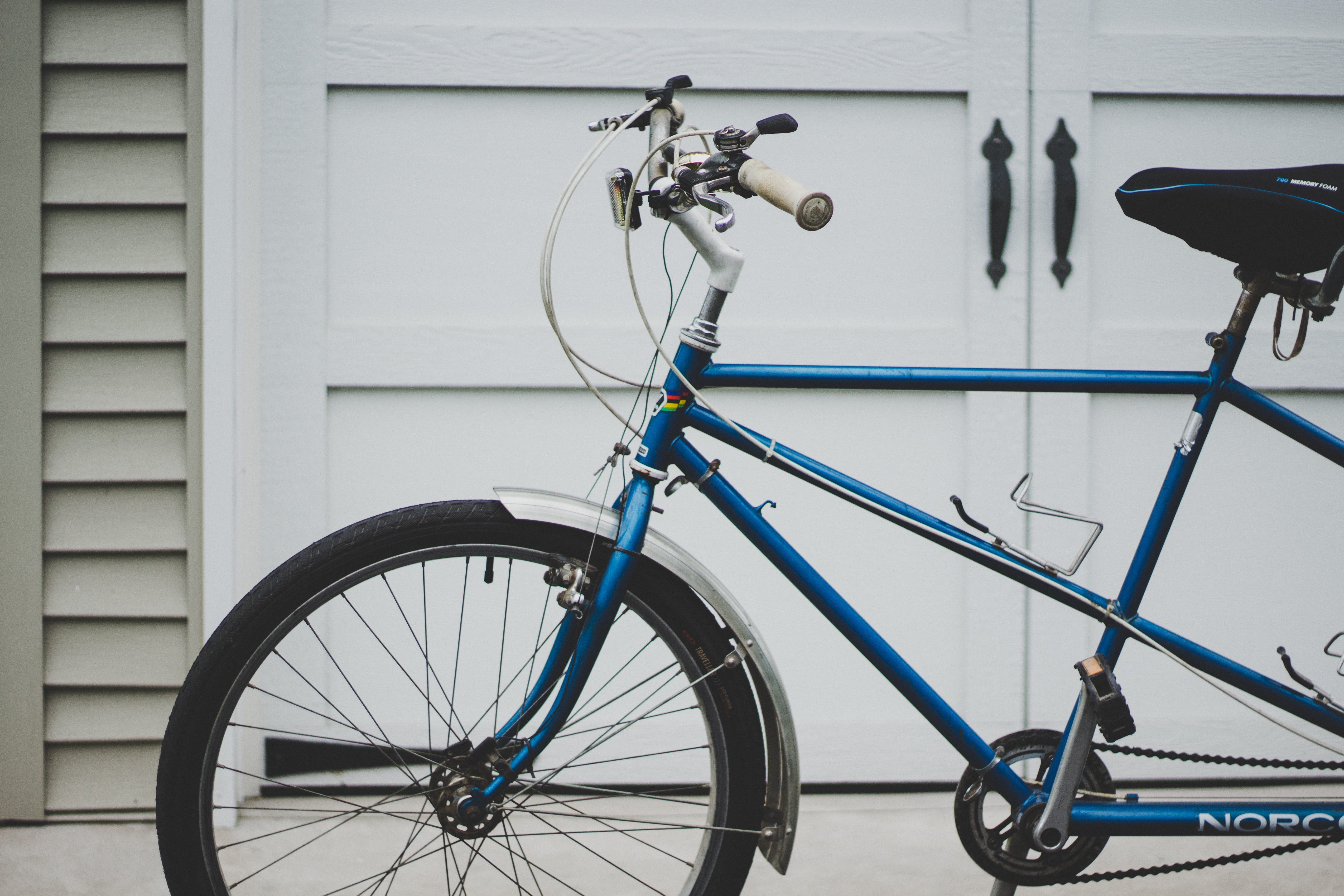 CycleWing bicycle